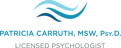 Dr. Pat Carruth Mobile Logo